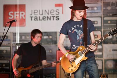 Raoul Chichin & Eric Starczan | Backstage Rodeo